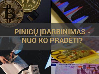 pinigu_idarbinimas_nuo_ko_pradeti